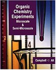 Organic Chemistry Experiments: Microscale and Semi-Microscale (0534176119) by Campbell, Bruce