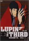 LUPIN THE THIRD second tv,DVD Disc1