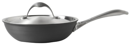 Calphalon One Infused Anodized 9-Inch Chef'S Skillet With Lid