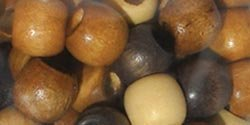 Sulyn Clubhouse Crafts Wood Pony Beads 90/Pkg-; 3 Items/Order