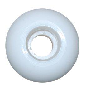 Blank Skateboard Wheels (White, 52mm) (Cheap Skateboard Wheels compare prices)
