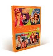 Classic Comedy TV DVD Starter Set: I Dream of Jeannie / Bewitched / Gidget / The Partridge Family