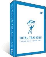 Total Training Adobe Creative Suite 6 Design & Web Design DVD Training Bundle