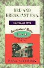 img - for Bed and Breakfast USA 1996 southeast book / textbook / text book