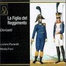 echange, troc  - Donizetti : La Figlia del Reggimento. Freni, Pavarotti.