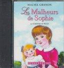 Les Malheurs de Sophie (1 livre + 1 cassette)