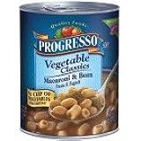 Progresso Soup Macaroni & Bean 19 OZ (Pack of 24)