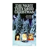 The Night They Saved Christmas [VHS] ~ Jaclyn Smith