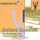 Refusal: Chamber Opera After Gogol Complete by Rosenfeld, Krieger (2000-11-28?