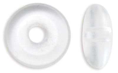 Bead Bumpers 1.5mm 50/Pkg-Clear (Beadalon Bead Bumpers compare prices)