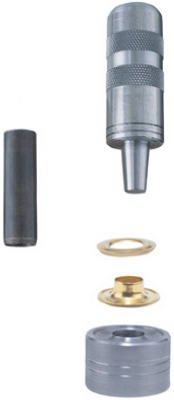 General Tools Mfg 71264 12-Piece 1/2-Inch Grommet Kit