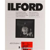 Ilford Ilfospeed RC Deluxe Resin Coated Black & White Enlarging Paper - 8x10\