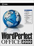 Corel WordPerfect Office 2000 Standard Bürolösung: Tx\TK\Pr\DB\Spracherkennung D