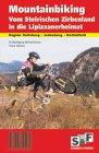 Mountainbiking-Vom Steirischen Zirbenland in die Lipizzanerheimat: Region Voitsberg-Judenburg-Knittelfeld. Massstab 1:50000