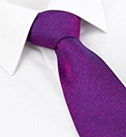 Savile Row Inspired Made in England Pure Silk Spotted Tie