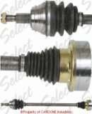 Cardone Select 66-7251 New CV Axle (Drive Axle)