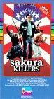 Sakura Killers VHS Tape