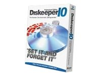 Diskeeper 10 Professional Upgrade - 1 User [From Pro Version 8-9]