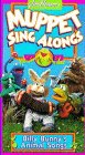 Muppet Sing Alongs: Billy Bunny's Animal Songs [VHS]