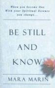 Be Still and Know087516837X : image