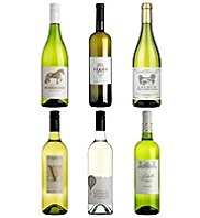 Mixed Case of Six Alternatives to Chardonnay