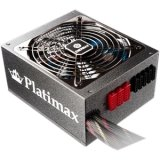 Enermax Platimax 750W, 12V Multiple Rail, 80 Plus Platinum, Modular ATX Power Supply EPM750AWT