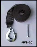 Replacement Winch Strap 5000 lbs. 2