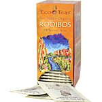 Eco Teas Organic Teas Rooibos, Fair Trade 24 Tea Bags