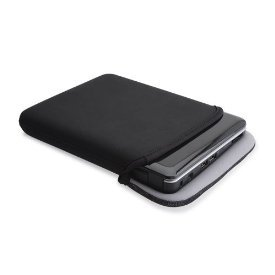 Kensington K62911US Reversible Sleeve for Netbooks, Fits 7 to 9-Inch Netbooks (Black/Gray)