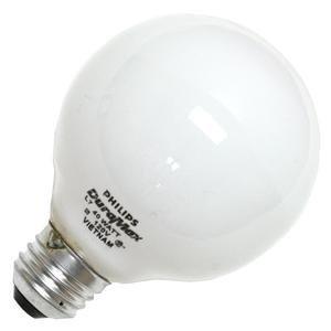 Philips 167460 - 40G25/W/Ll G25 Decor Globe Light Bulb