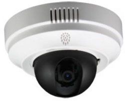 Grandstream GXV3611_HD Fixed Dome High Definition IP Camera