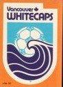 1979 NASL Soccer Vancouver Whitecaps Sticker