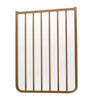 Agm Distribution Gate-Card-Ext-Bx2-Brn Cardinal Gates Model Bx2 - 21 .75 In. Width Extension For Stairway Special - Ss30 - & Autolock - Mg15 - Brown front-774244