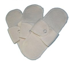 WillowPads Organic Hemp Panty Liners 3 Pack