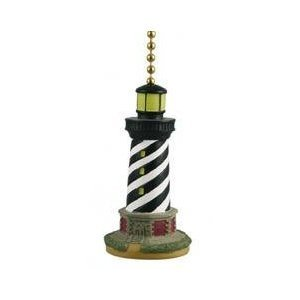 Cape Hatteras Lighthouse Carolina Ceiling Fan Light Pull (Lighthouse Fan Pulls compare prices)