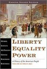 Liberty, Equality, Power - Concise Second Edition, Volume II