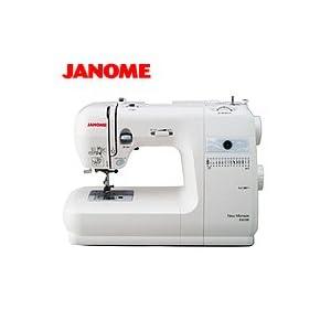 【クリックで詳細表示】JANOME ジャノメ 電子ミシン 【モナーゼ】 E4100