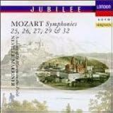 Mozart: Symphonies Nos. 25, 26, 27, 29 & 32