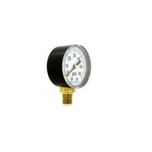 Sale Super Pro Pool Filter 0 60 Pressure Gauge 1 4 Fitting Reviews Jl 79k