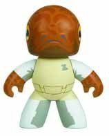 Star Wars Exclusive Mighty Muggs Admiral Ackbar
