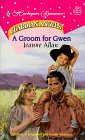 Groom For Gwen (Guardian Angels) (Harlequin Romance , No 3524), Allan
