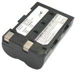 Battery for Samsung GX-10, GX-20 1500mAh - SB-L1674