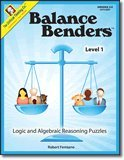 Quality value Balance Benders Gr 4-12 By Critical Thinking Press