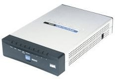 Cisco Small Business RV042 Dual WAN VPN Router - Router - 4-port switch - desktop CISCO RV042 4PT 10/100 VPN RTR DUAL WA