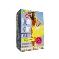 Uncle Lees Body Slim Dieter Tea, Lemon Flavor - 30 Tea Bags, 8 Pack