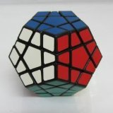 Picture Of <h1>ShengShou Megaminx Speed Cube Puzzle, Black</h1>
