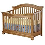 Vista Elite 4-in-1 Crib - Vintage Frost