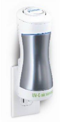 Guardian Technologies GG1000 Germ Guardian Plug-In Room Sanitizer