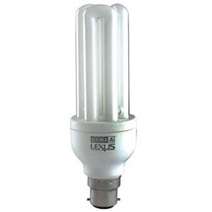 Usha Lexus Eurolex 20W 3U CFL Bulb (Cool White, Pack Of 2)