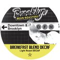 Brooklyn Beans Decaf Breakfast Blend KCups - 24ct Box